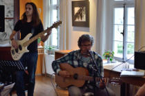 Late Night Jazz Foundation in Freusburg: Nico Deppisch, Dale King